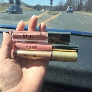 MILANI LIP PRODUCTS